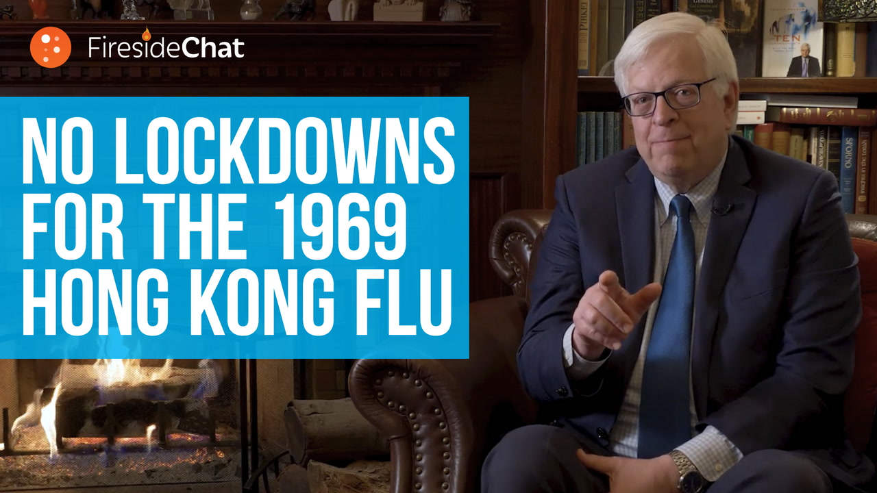 No Lockdowns for the 1969 Hong Kong Flu