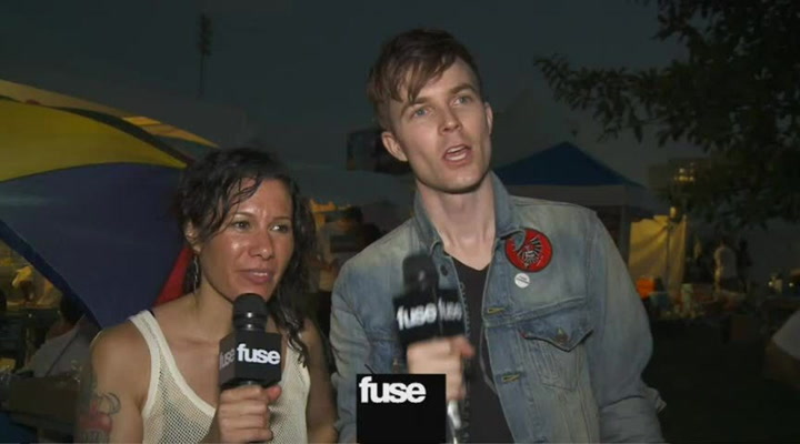 Matt and Kim On Lightning and Recording In Their Underwear