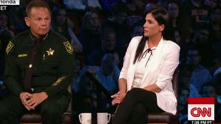 Watch: FL sheriff objects when Dana Loesch cites CNN report in CNN town hall