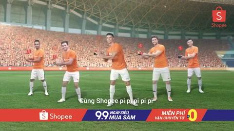 Cristiano Ronaldo baila al ritmo de Baby Shark en un anuncio de una app