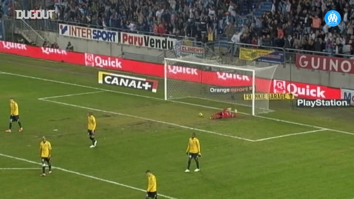 André-Pierre Gignac's stunning volley vs Sochaux in 2011