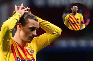 Griezmann se cansa y dice basta a su situación en Barcelona: