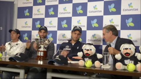 Colombia recibe a Cabal y Farah, heroicos campeones de Wimbledon