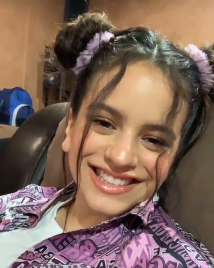 Así es la famosísima cantante Rosalía