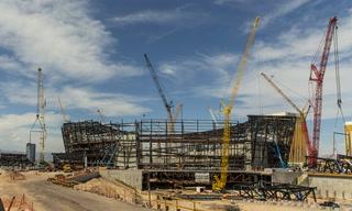 Raiders Stadium Construction Update – VIDEO