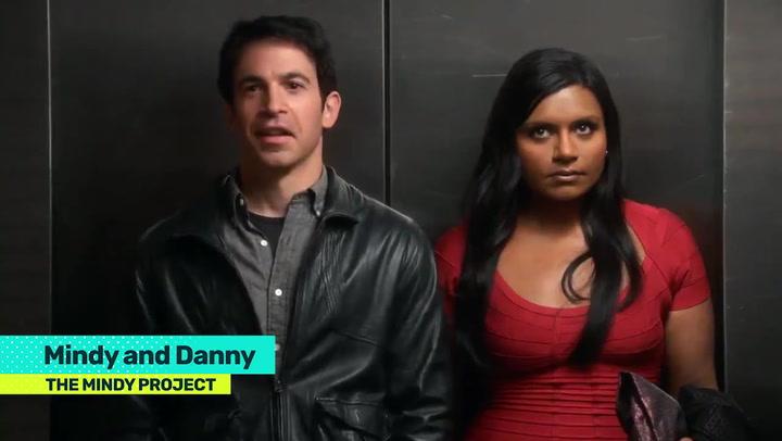 Når gjøre Mindy og Danny Start Dating