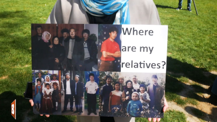 Uyghur Woman Says She Doesn't Know Whether Her Relatives Are Alive or Dead