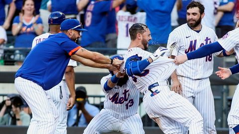 How do the Mets keep winning despite all the upheaval that has taken place this season? | SportsNite