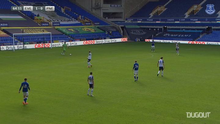 Richarlison finds Calvert-Lewin in slick team goal