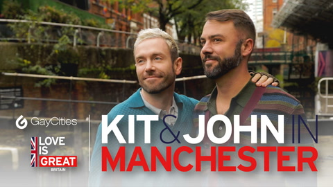 Kit Williamson & John Halbach's GREAT BRITISH ADVENTURE: Manchester