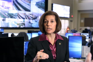 Sen. Catherine Cortez Masto speaks about her recent introduction of the Moving FIRST Act.