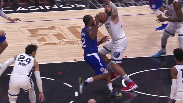 El resumen de la jornada de la NBA del 4 de enero 2020