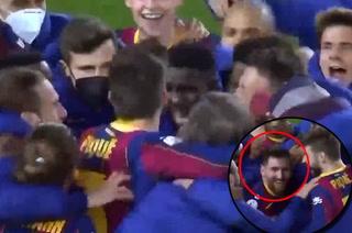 ''¿De dónde sale Messi?'': el divertido enigma que se hizo viral en redes del festejo del Barcelona