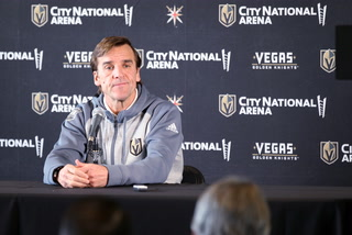 George McPhee Talks About The Future For The Golden Knights