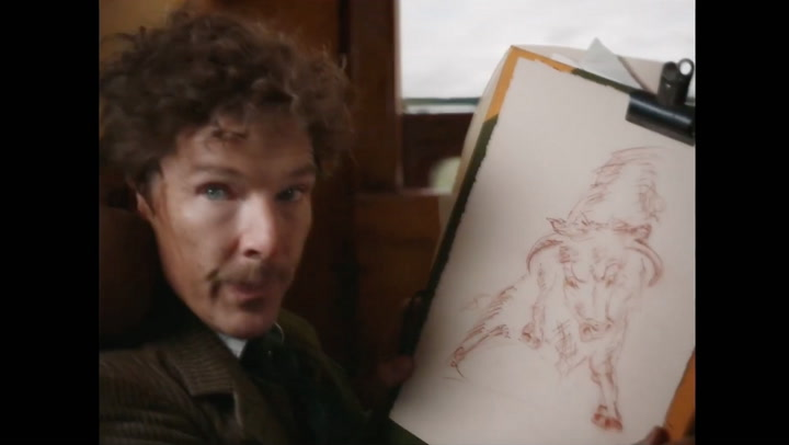 'The Electrical Life of Louis Wain' Trailer