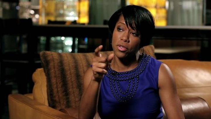 Shows: Carson Daly: Regina King Has An Endearing Story About Working With Tupac
