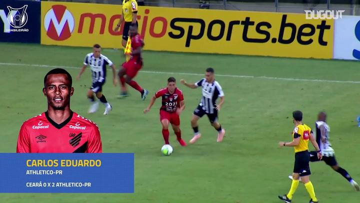 أهداف لا تصدق: كارلوس إدواردو أمام سييارا