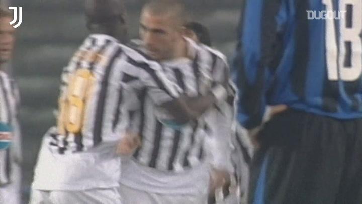 Juventus' best Coppa Italia home goals vs Inter