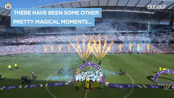 Manchester City's Magic Moments of 2018