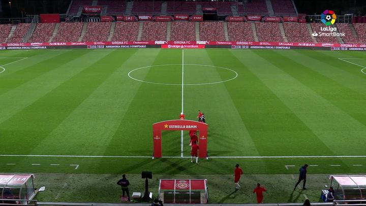 LaLiga Smartbank (Jornada 16): Girona 1-0 Mirandés