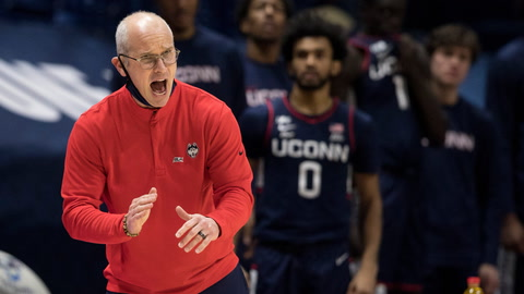 What are the odds for UConn to win Big East Tournament?