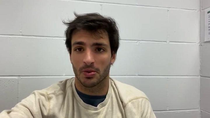 """Carlos Sainz: """"Ya se puede retirar tranquilo, pero sigue hambriento y con ganas"""""""