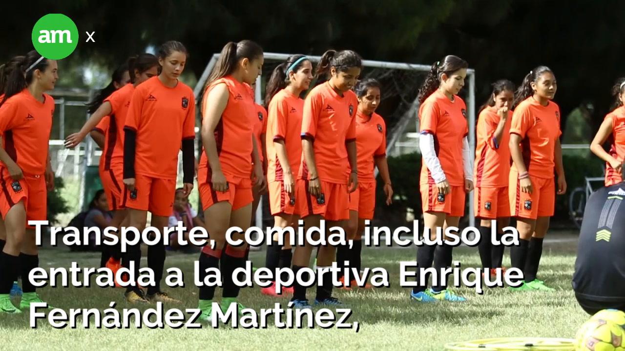 Femenil del Club León aún falto de apoyo