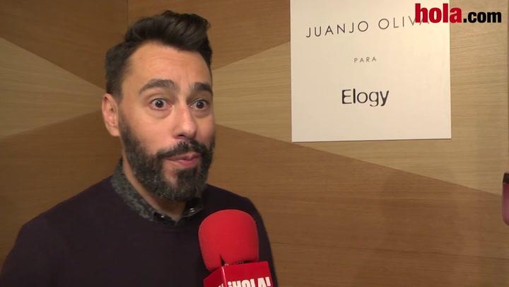 Juanjo Oliva: 'Es una colección muy prêt-à-porter, con mucho color y con unos precios muy razonables'