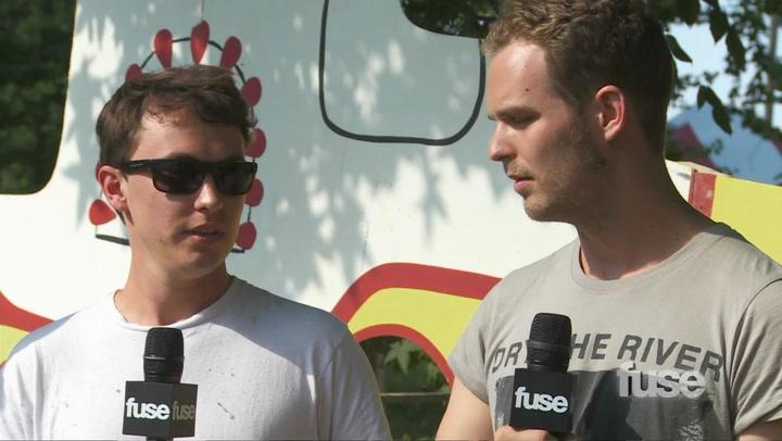 Festivals: Bonnaroo: Alabama Shakes Interview