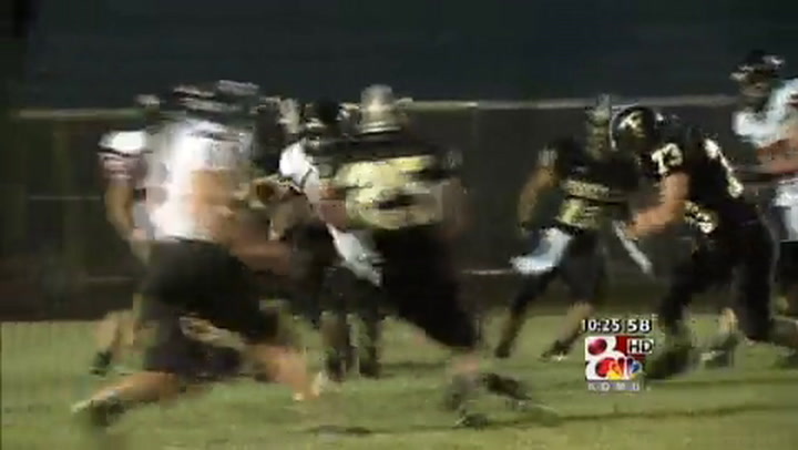 Knox County at Fayette FNF Week Three