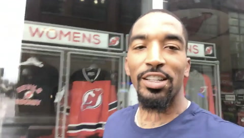 JR Smith's Trip Back To Dirty Jerz