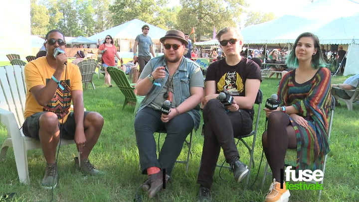 Festivals: Bonnaroo 2013: Of Monsters and Men Need Boredom to Write New Music