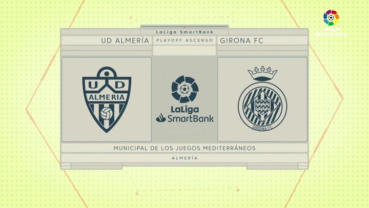LaLiga SmartBank: Resumen del Almería 0-0 Girona