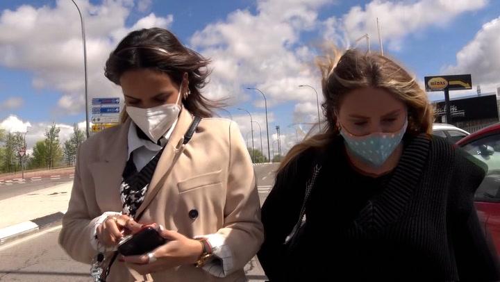 Rocío Flores y Gloria Camila, más unidas que nunca en este delicado momento familiar