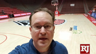 R-J's Mark Anderson on UNLV's victory
