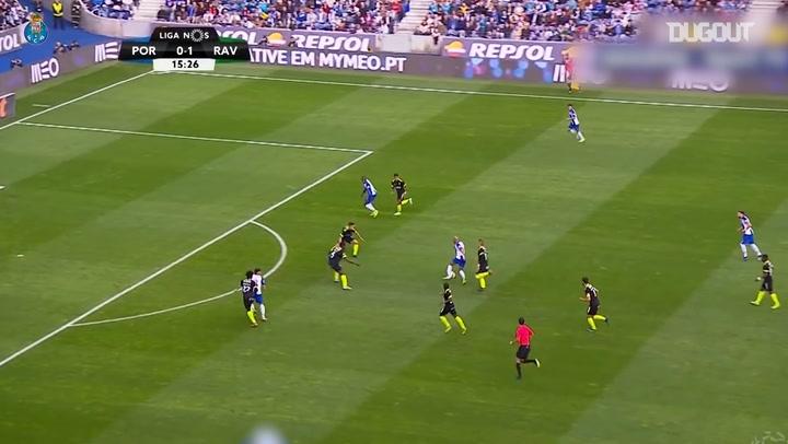 Brahimi sparks FC Porto comeback vs Rio Ave