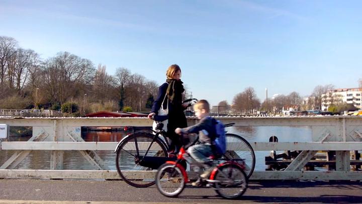 Slimme fietsbel Pingbell