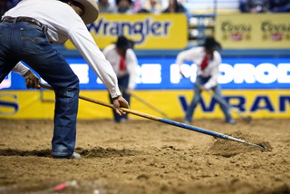NFR dirt is the most important part of the rodeo