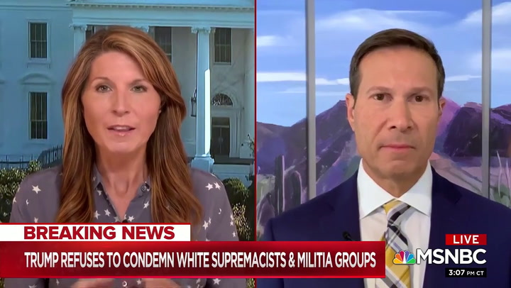 MSNBC's Figliuzzi: 'Notion' Antifa Is Some Kind of 'Organized Group Is Laughable'