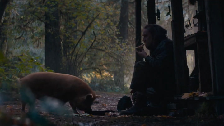 'Pig' Trailer