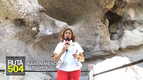 RUTA 504 La enigmática Cueva del Gigante