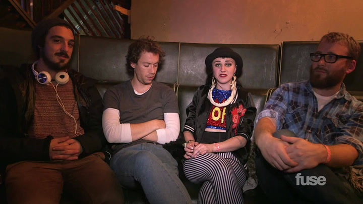 Interviews: Hiatus Kaiyote on Getting Support From Prince and Stevie Wonder