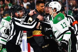 "Gallant likes seeing the Golden Knights with ""emotion and passion"" – VIDEO"