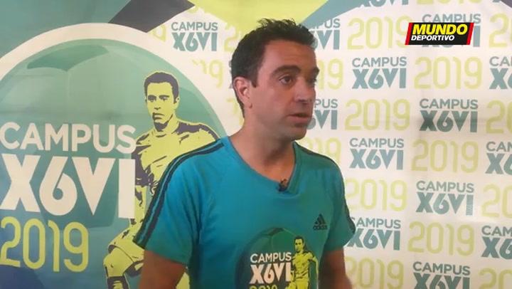Entrevista exclusiva MD a Xavi Hernández