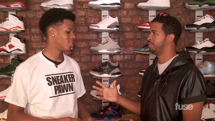 Interviews: Chase Reed Sneaker Pawn (August 2014)