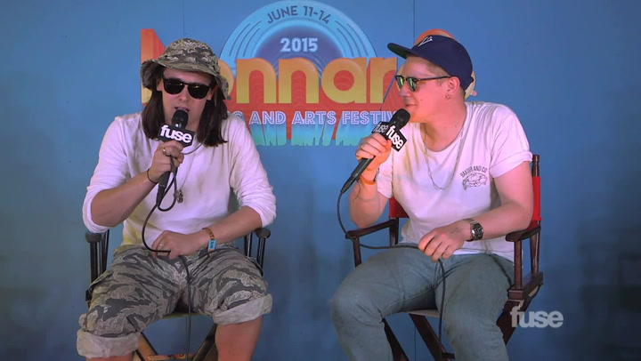 Bonnaroo 2015: Jungle's First Time At Bonnaroo