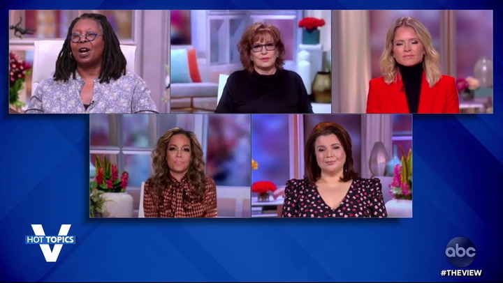 Whoopi Goldberg: Fox News Should Apologize for 'Nasty Way' They Treated Kristen Welker