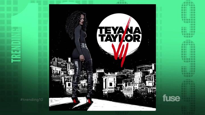 Shows: Trending 10: Teyana Taylor Interview (10/27/14)