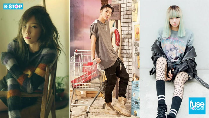 Blackpink, Taeyeon  and B.A.P's Youngguk's Panic Attacks: K Stop