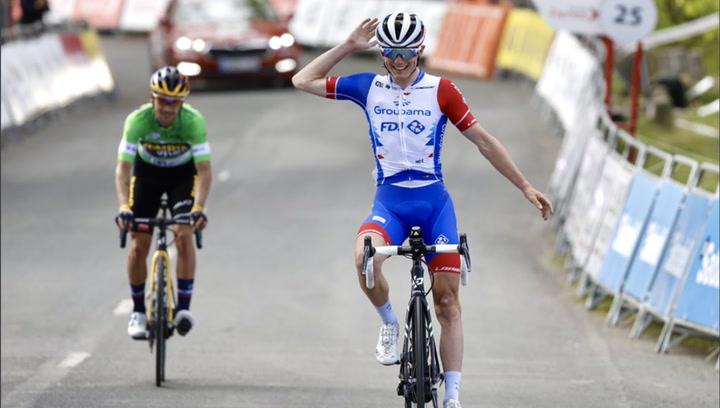 Gaudu conquista Arrate y Roglic se lleva la Itzulia 2021 en una épica etapa final